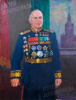 Портрет Маршал Советского Союза Жуков Г.К.