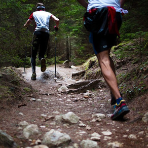 Trailrunning in Alta Via
