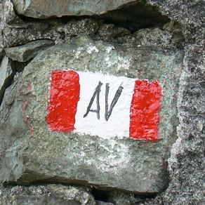 Codici e Simboli dell'Alta Via dei Monti Liguri