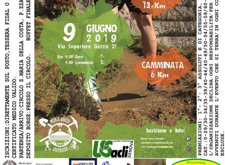 Monte Gazzo Trekking Genova