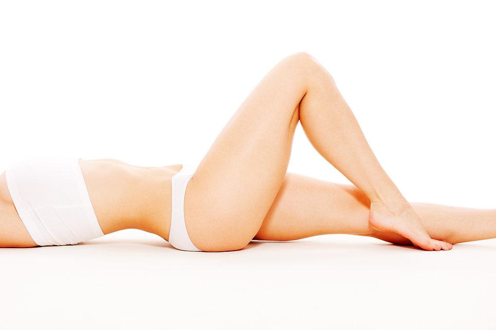 Bodyforming, Cellulite behandeln mit Radiofrequenz