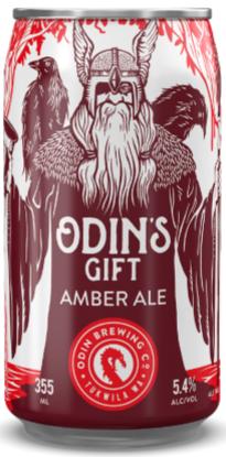 オディンズギフトアンバー |Odin's GIft Amber(355ml)