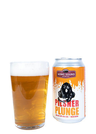 ピルスナープランジ|Pilsner Plunge(355ml)
