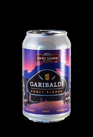 ガリバルディハニーペールエール| Garibaldi Honey Pale Ale(355ml)
