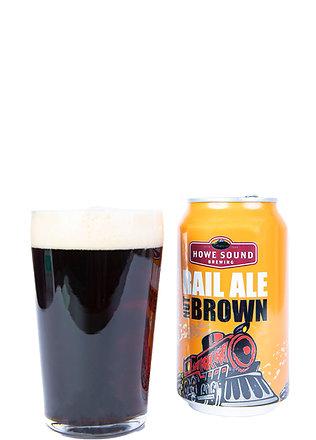 レールエールナットブラウン|(Rail Ale Nut Brown(355ml)