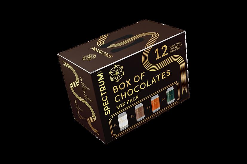 チョコレートBOX(355ml×12本)