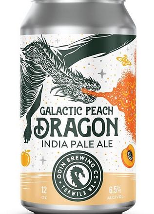 ギャラクティック ピーチドラゴンIPA|Galactic Peach Dragon IPA(355ml)