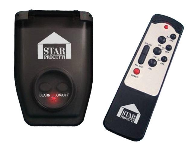 Безжичен комплект с дистанционно за управление VARMA SW3500