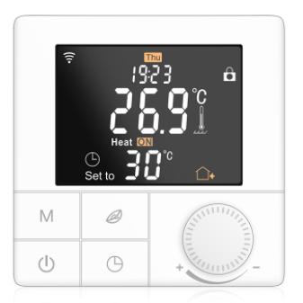 Warmcoin M4 WIFI Универсален терморегулатор