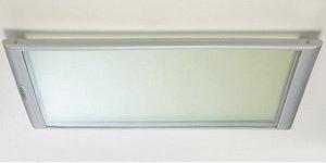 Стъклен инфрачервен нагревател ПИОН ThermoGlass 06 (600W)