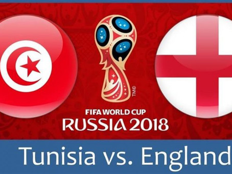 Game On!!!! England Kick Off WC18 Tonight!!!