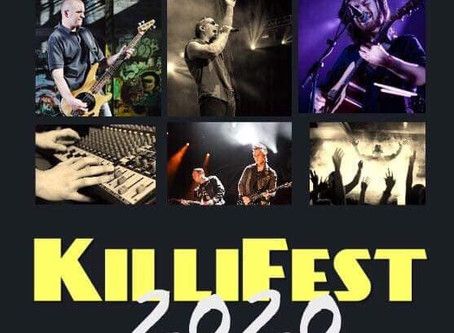 KILLIFEST 2020 - 1st & 2nd August 2020