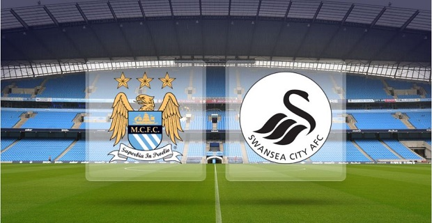Man City v Swansea Sun 22nd at 4pm