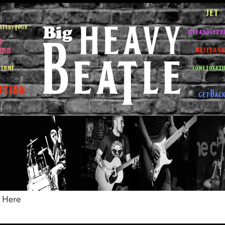 Big Heavy Beatle - Friday at 9pm