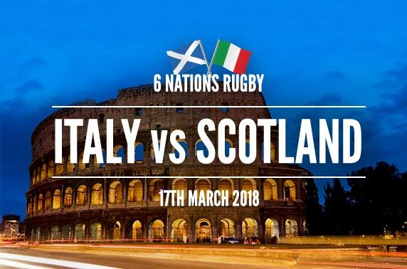 Italy Scotland