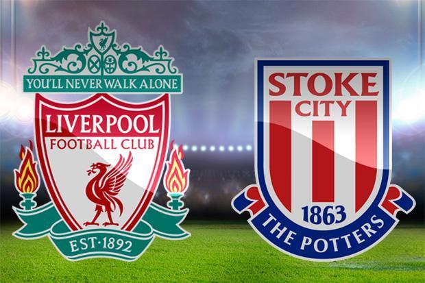 Liverpool v Stoke - Sat 12pm
