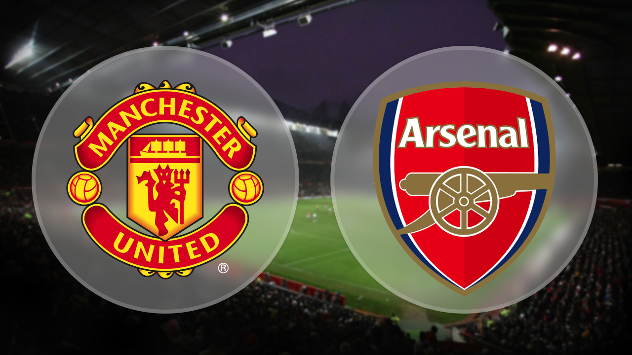 Man Utd v Arsenal Sun 4pm