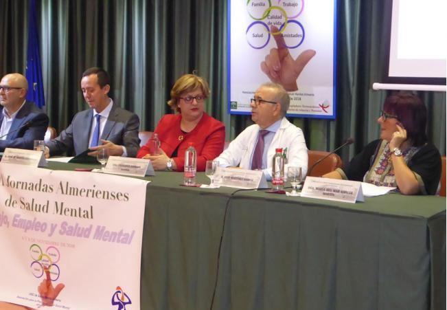 Más de 230 participantes en las XVII Jornadas Almerienses de Salud Mental