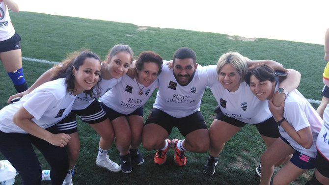 ¡Rugby inclusivo!