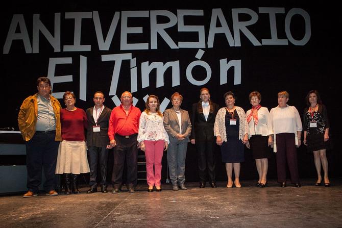 Gala XX Aniversario El Timón