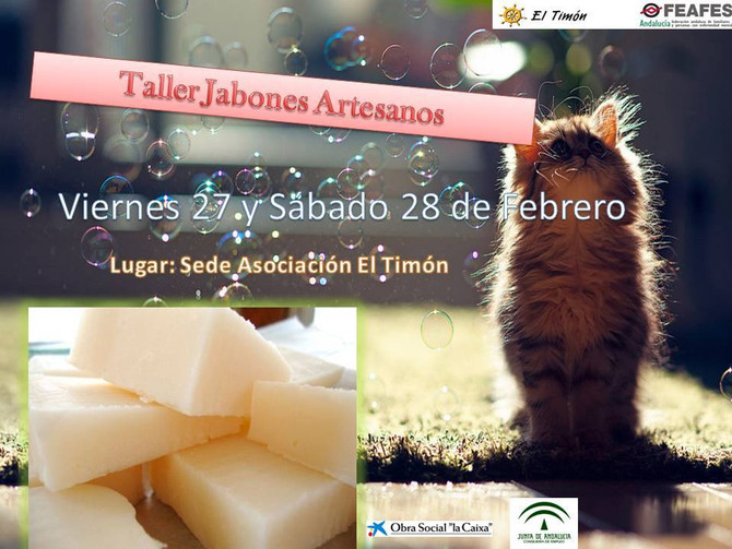 Taller de Jabones Artesanos