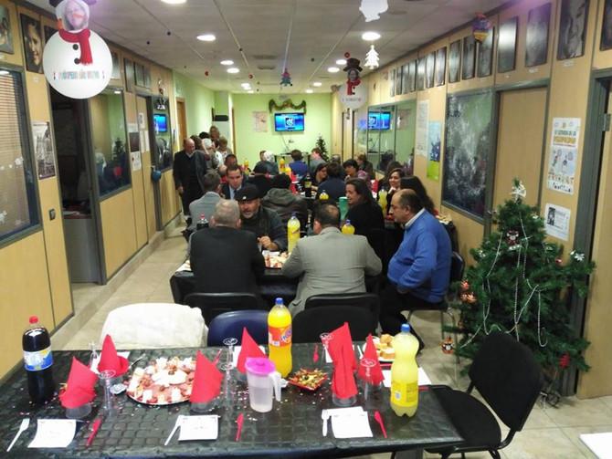 Fiesta de Navidad de la Asociación EL Timón