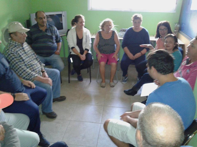 Grupos de Ayuda Mutua para Usuarios