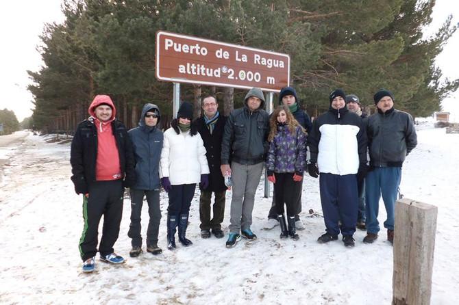 Excursión Puerto de la Ragua del Club Social