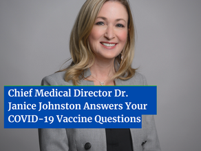 Chief Medical Director Dr. Janice Johnston Answers Your COVID-19 Vaccine Questions on ABC15