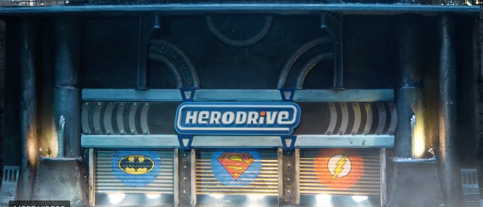 Hero Drive Commercial