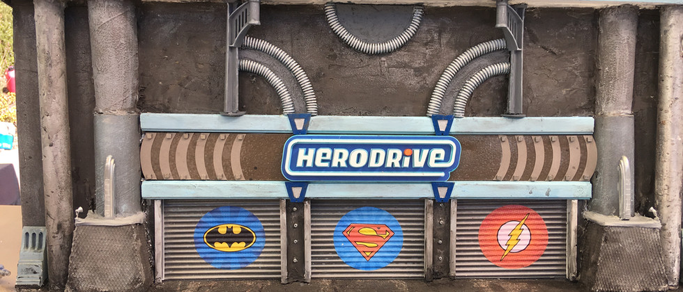HERO DRIVE- commercial