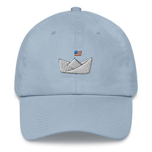 Logo Baseball Hat, Adult