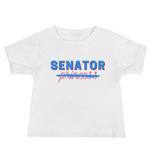 Senator over Princess, Baby Tee
