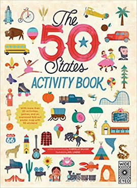 The 50 States - Activity Book.jpg
