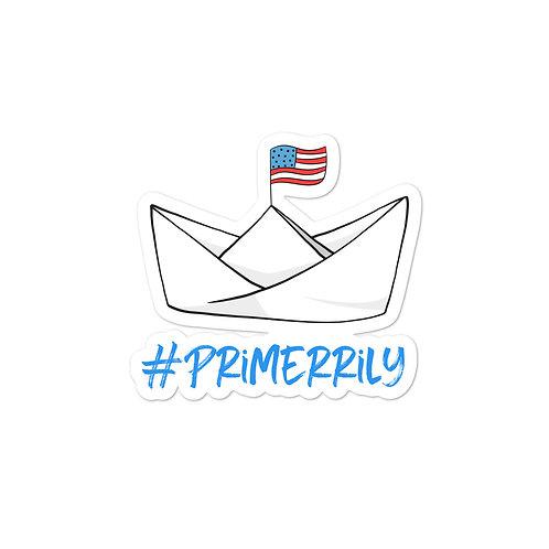 Primerrily Sticker