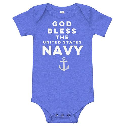 God Bless the Navy, Onesie