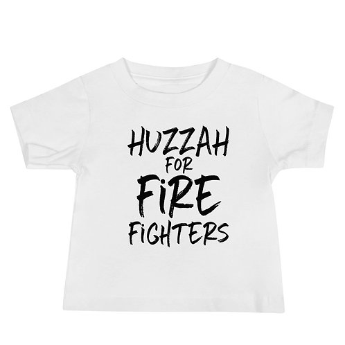 Huzzah for Firefighters, Baby Tee