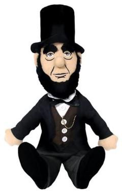 Abraham Lincoln Plush.JPG