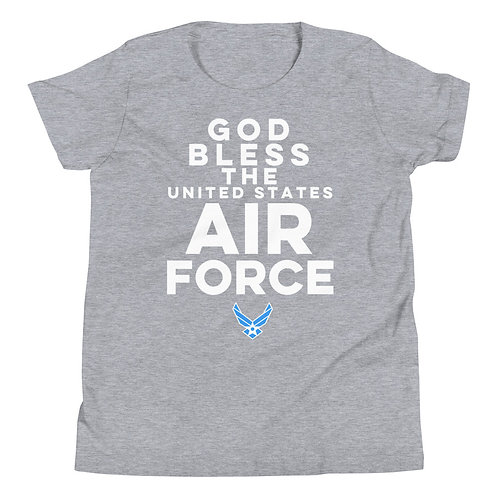God Bless the Air Force, Youth