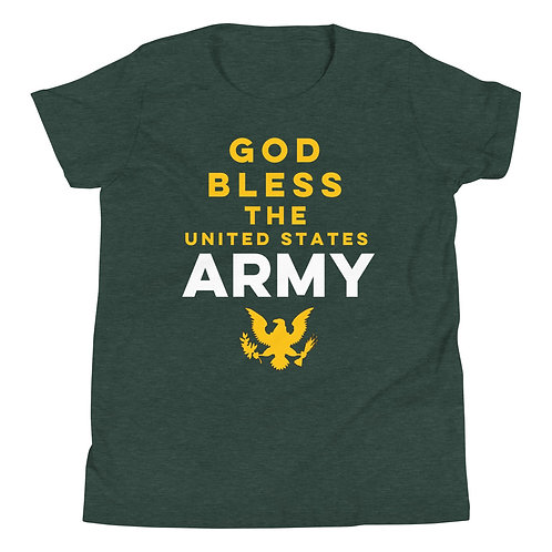 God Bless the Army, Youth
