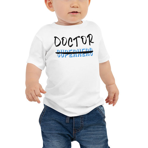 Doctor over Superhero, Baby Tee