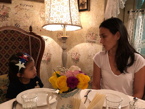 At the Dinner Table: Tips for Talking Big Ideas with Little People