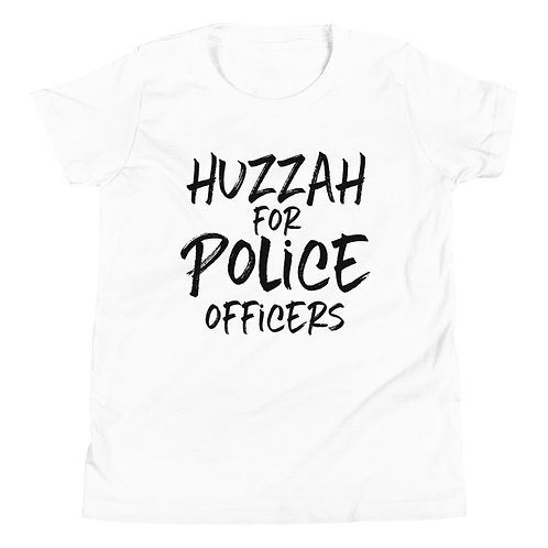 Huzzah for Police Officers, Youth