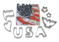 USA Cookie Cutters