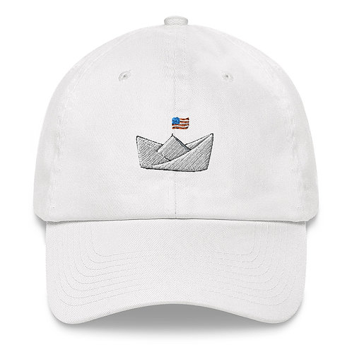Logo Baseball Hat, Adult
