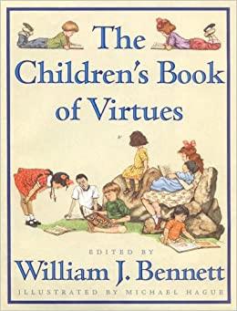 The Children's Treasury of Virtues (Benn