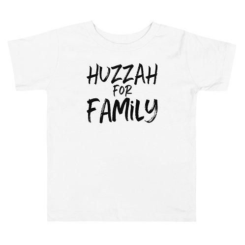 Huzzah for Family, Toddler