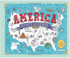 America State by State - Placemats to Co