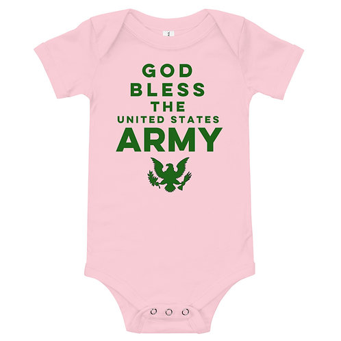 God Bless the Army, Onesie