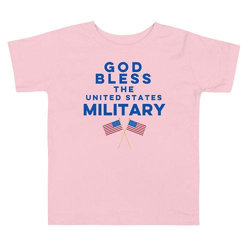 God Bless the Military, Toddler